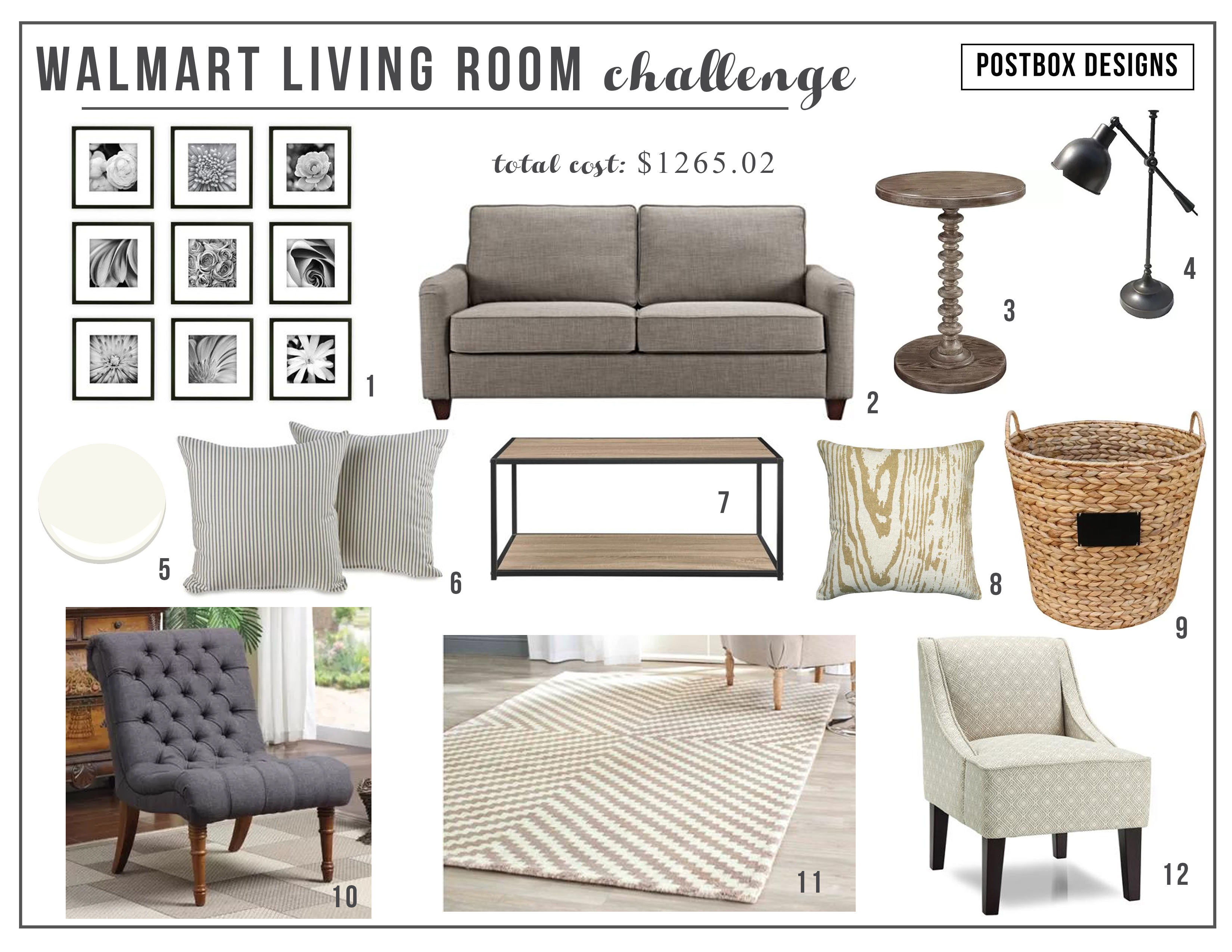 Awesome Walmart Furniture Living Room Ideas House Design