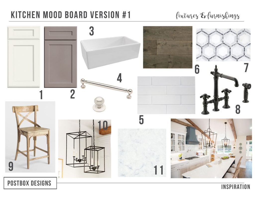kitchen design boards farmhouse kitchen 4 mood boards to create your 769