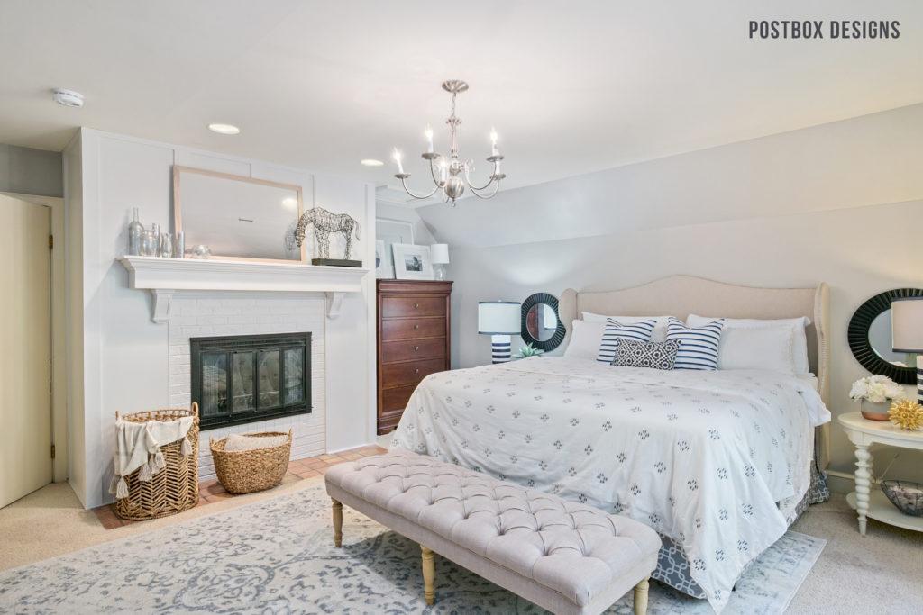 Coastal-Bedroom-Makeover-Boho-Bathroom-Makeover-Postbox-Designs